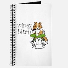 Winey Bitch Sheltie Journal