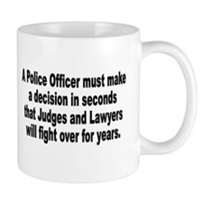 A Police Officer must Mug