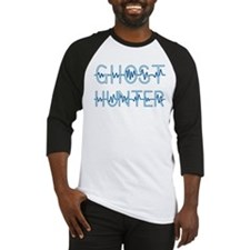 Funny Ghost hunter Baseball Jersey