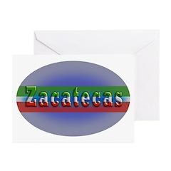 Zacatecas 1g Greeting Cards (Pk of 10)