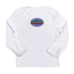 Zacatecas 1g Long Sleeve Infant T-Shirt