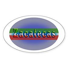 Zacatecas 1g Decal