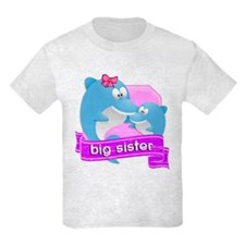 Big Sister Dolphin T-Shirt