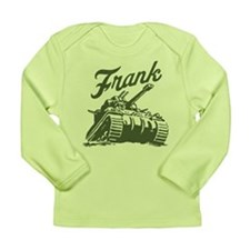 frank the Long Sleeve Infant T-Shirt