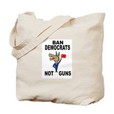 FIGHT FEAR Tote Bag