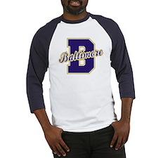 Baltimore Letter Baseball Jersey