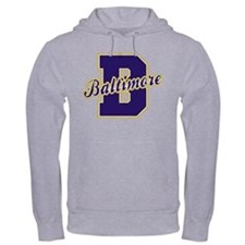 Baltimore Letter Hoodie