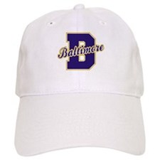 Baltimore Letter Baseball Cap
