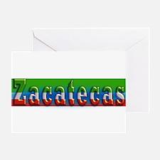 Zacatecas - 1d Greeting Card