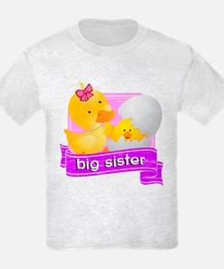 Big Sister Duckling T-Shirt