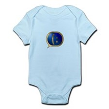 BlueCrush Gold - (: Infant Bodysuit