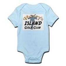 Island Golf Club Infant Creeper