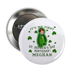 Customize This St. Pat's Birthday 2.25