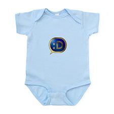 BlueCrush Gold - :D Infant Bodysuit