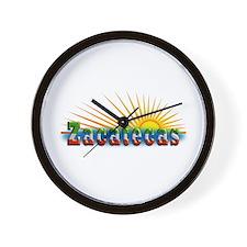 Zacatecas Sol Wall Clock