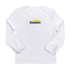 Zacatecas Sol Long Sleeve Infant T-Shirt