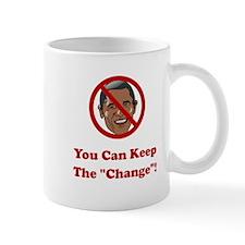 Obama Keep Your Change! Mug