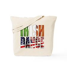 Dance Flags Tote Bag
