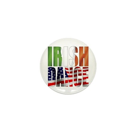 Dance Flags Mini Button (10 pack)