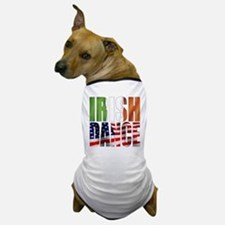 Dance Flags Dog T-Shirt