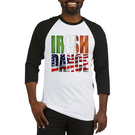 Dance Flags Baseball Jersey