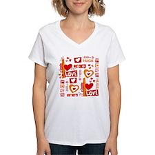 Love Talk Valentine Shirt
