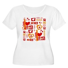 Love Talk Valentine T-Shirt