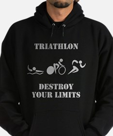 Destroy Your Limits! Hoodie (dark)