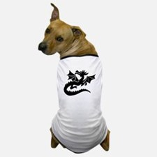 Long Tailed Flying Dragon Dog T-Shirt