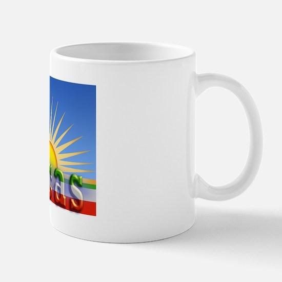 Cielo Azul de Zacatecas Mug