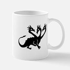 Three Headed Dragon Mug