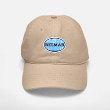 Belmar NJ - Oval Design Cap