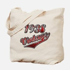 Cute 1938 birthday Tote Bag
