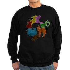 Elephant Puzzle Sweatshirt