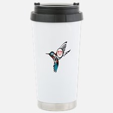 GLIDING AROUND Travel Mug