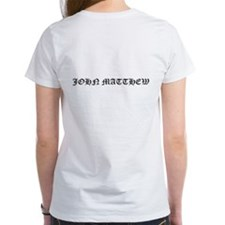 BDB Logo Women's Fit Crewneck T-shirt - JM