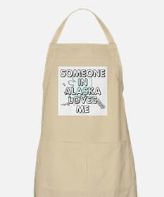 Someone in Alaska Apron