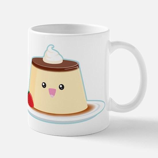Happy Flan Mug