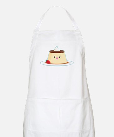 Happy Flan Apron