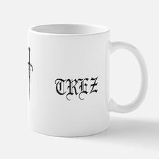Trez Bdb Dagger Logo Mugs
