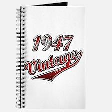 Cool 1947 Journal