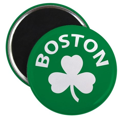 "Boston 2.25"" Magnet (100 pack)"