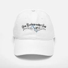 One Nation - Blessed Baseball Baseball Cap