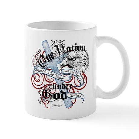 One Nation - Blessed Mug