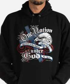 One Nation - Blessed Hoodie