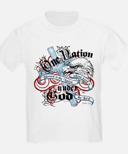 One Nation - Blessed T-Shirt