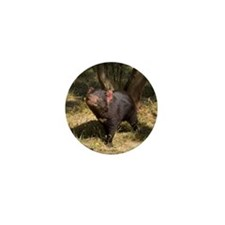 Tasmanian Devil Mini Button (100 pack)