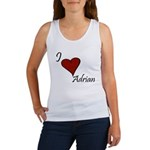 I love Adrian Women's Tank Top