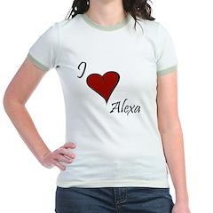 I love Alexa T