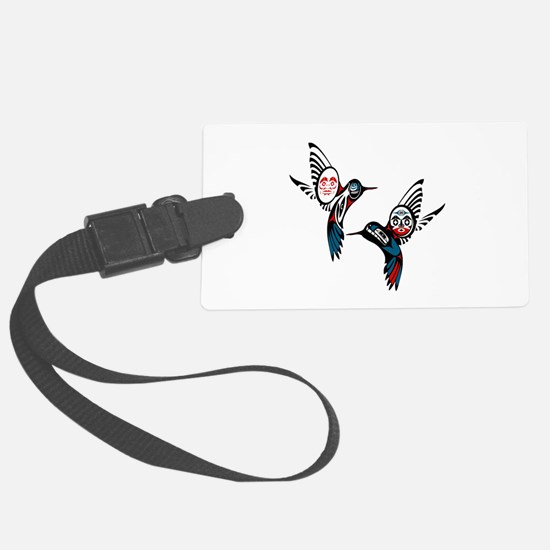 NOW TO SOAR Luggage Tag